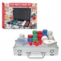 200 Piece Poker Set