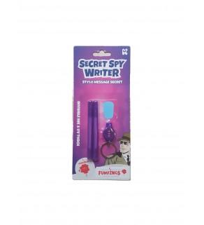 Secret Spy Writer