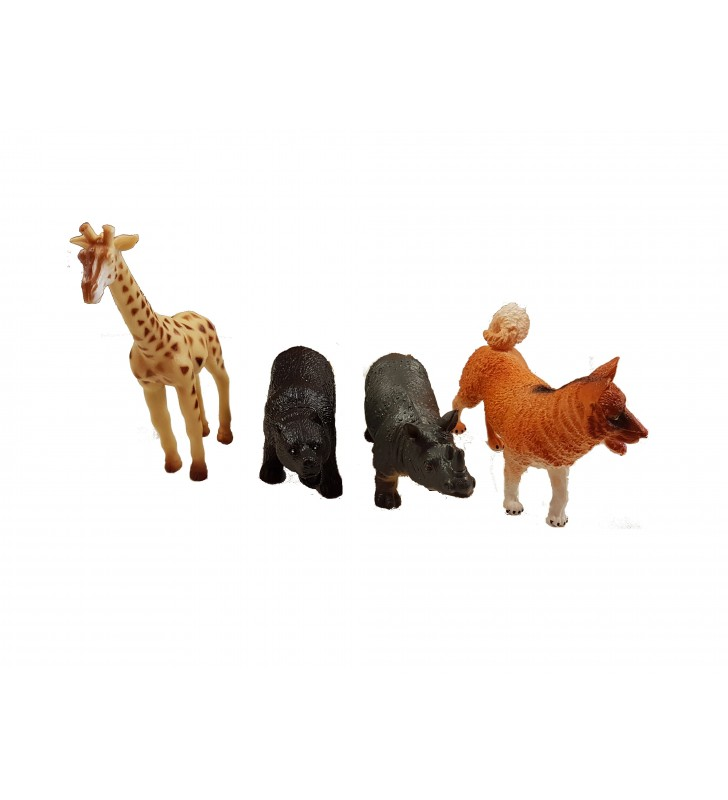 Wild Animal Figures