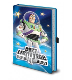 Buzz Light Year Notebook
