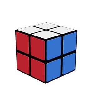 2x2x2 Mini Rubik's Cube