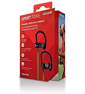 Isound Sport Tone Earbuds