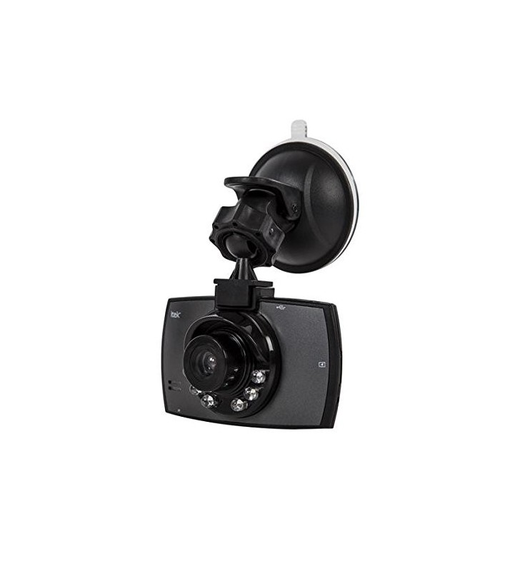 Itek Slimline Dash Cam - Audio & Video Recorder