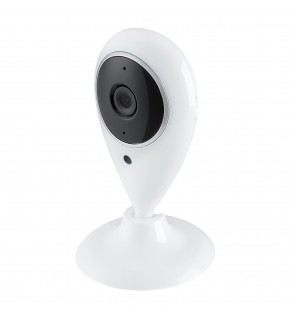 Teknique T67007 Smart Wireless HD Surveillance Camera - White