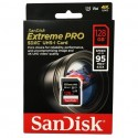 SanDisk Extreme Pro SDHC - 95MB/s