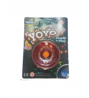 Toytastic Metal yoyo