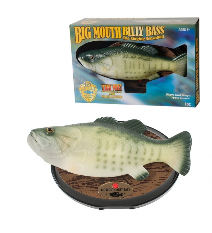 Billy Bass 15th Anniversary Edition