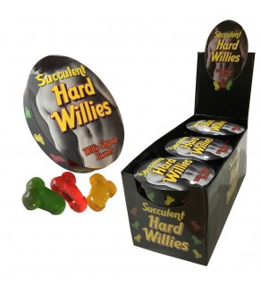 Succulent Hard Willie Sweets