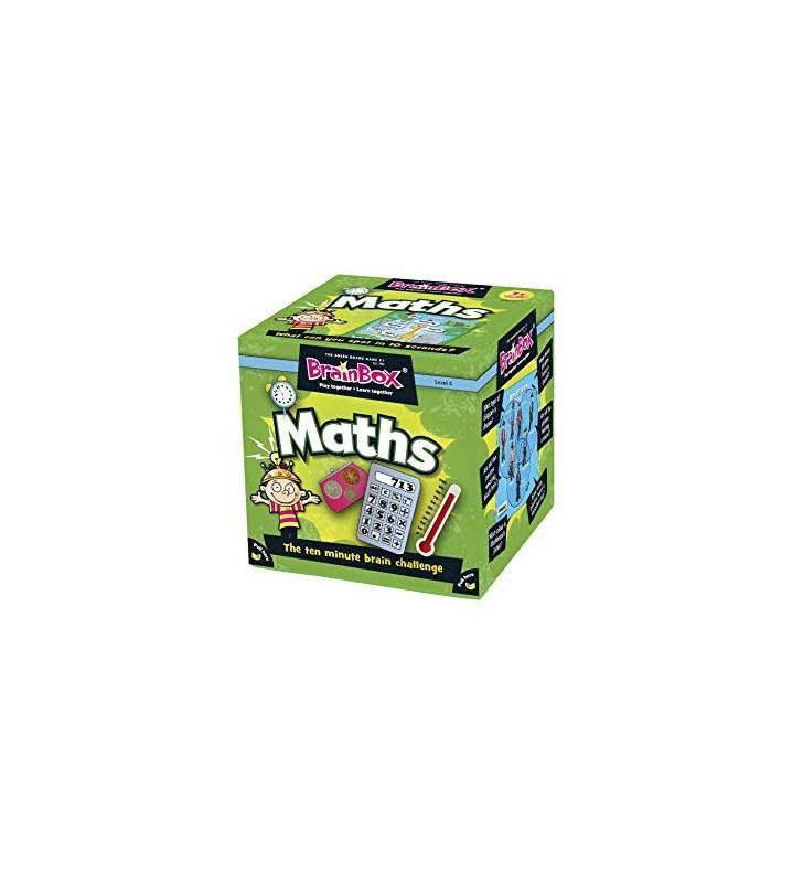 Brain Box – Maths Brainbox