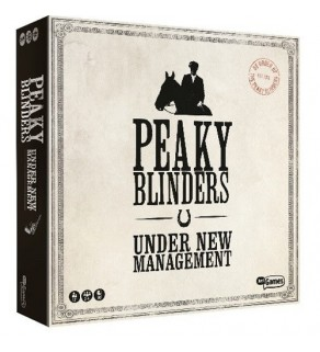 Peaky Blinders Game - Under New Management