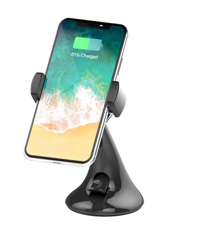 Groove Wireless Car Mount and Charger