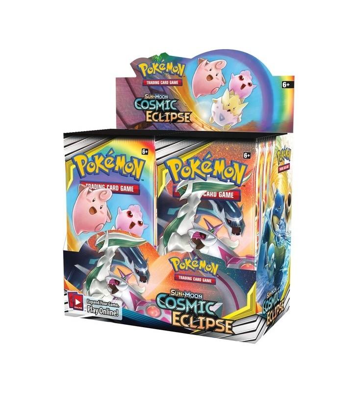 Pokémon TCG: Sun & Moon Cosmic Eclipse Expansion Pack