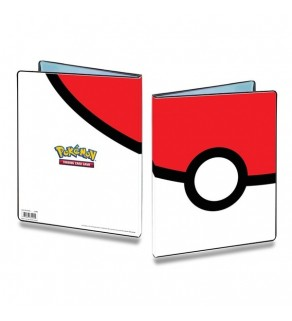 Pokémon TCG: Pokéball Portfolio (9-Pocket)