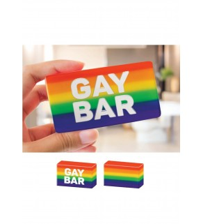 Gay Soap Bar