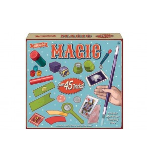 Retro Magic Tricks Set