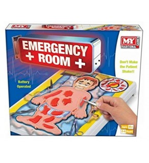KandyToys Emergency Room Game