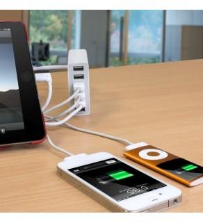 Olixar 6 USb Smart IC Charger