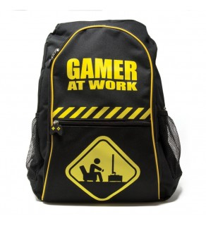 Gamer at Work Backpack