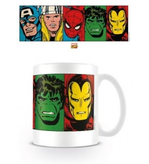 Marvel Comics Official Retro Mug
