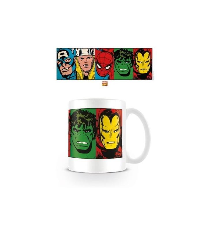 Marvel Comics Official Retro Mug