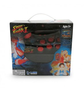 Retro Street Fighter II Console