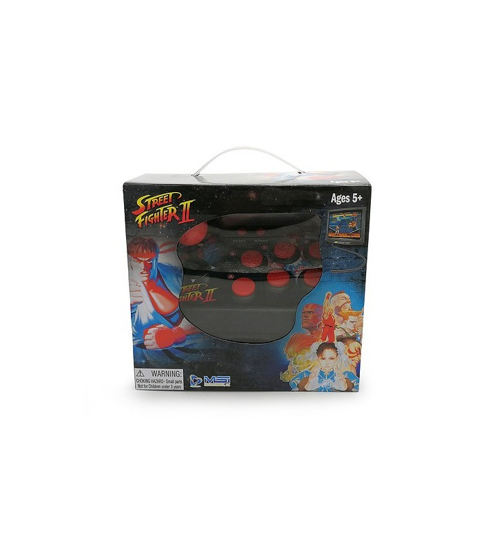 Retro Street Fighter II Console