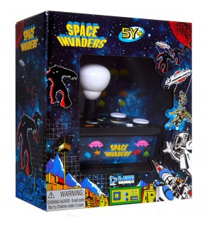 Retro Space Invaders Console
