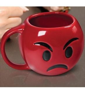 Angry Emoji Mug