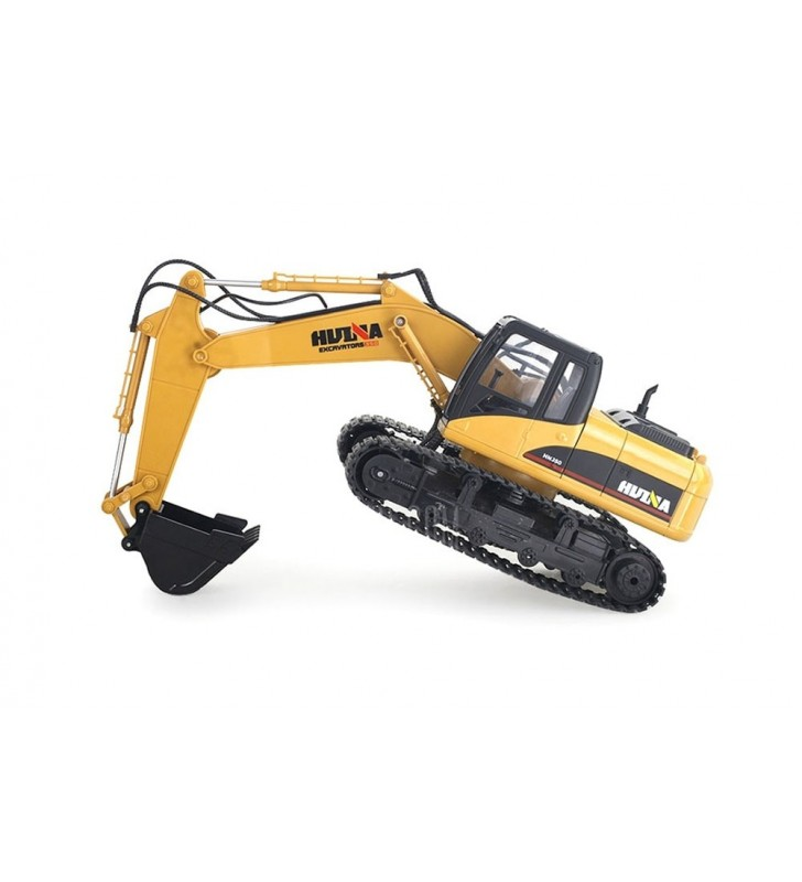 HuiNa 1/14th Scale R-C Excavator W/Die Cast Bucket