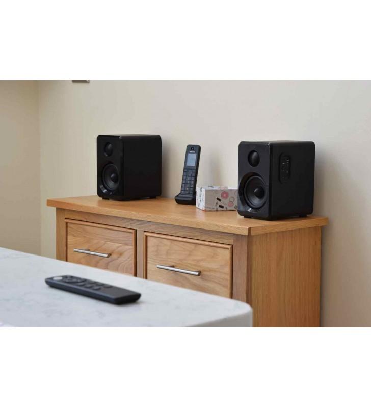 Active Bluetooth Bookshelf Speaker