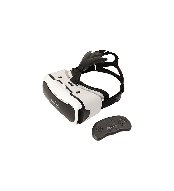 Utopia VR Headset (Elite Edition) with Stereo Headphones