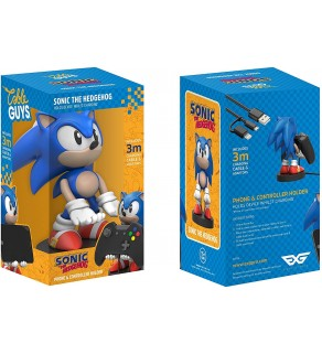 Sonic The Hedgehog Phone and Controller Holder