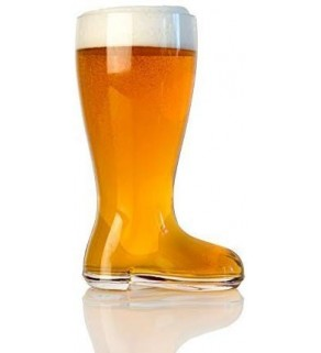 1 Liter Large Beer Boot