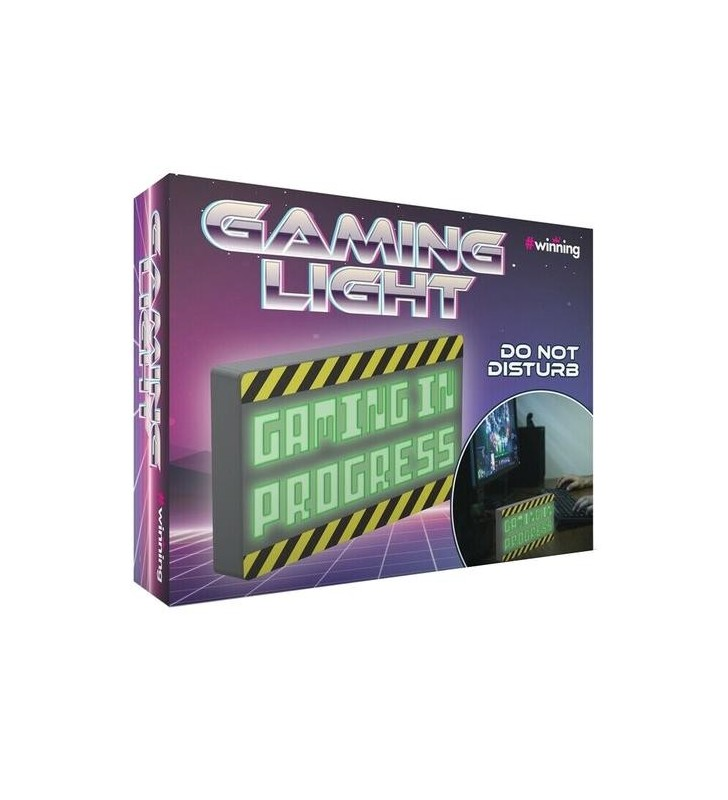 Gaming In Progress Lightbox
