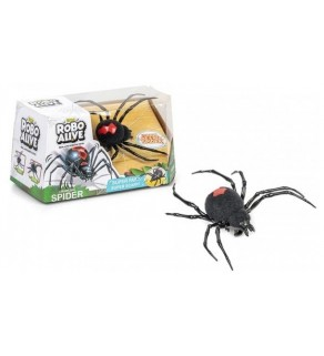 ZURU Robo Alive Black Widow