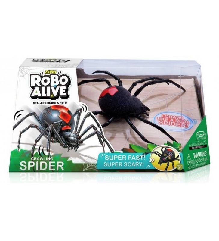 ZURU Robo Alive Black Widow