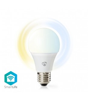 WiFi Smart LED Bulb | Warm to Cool White | E27