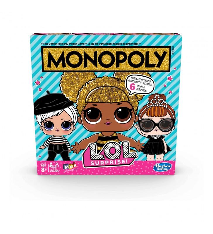 LOL Surprise Monopoly