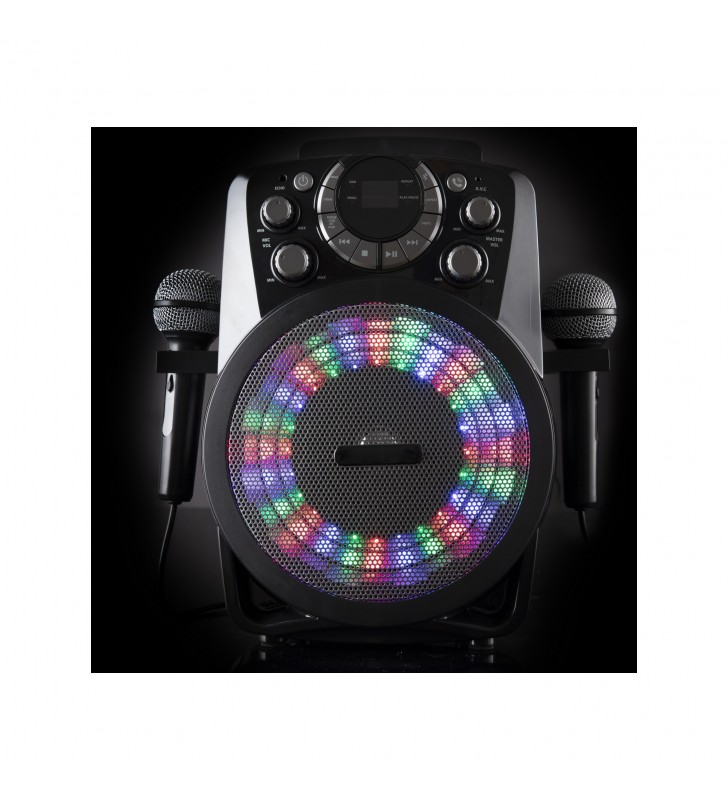 Akai Bluetooth Karaoke Machine - No screen Display