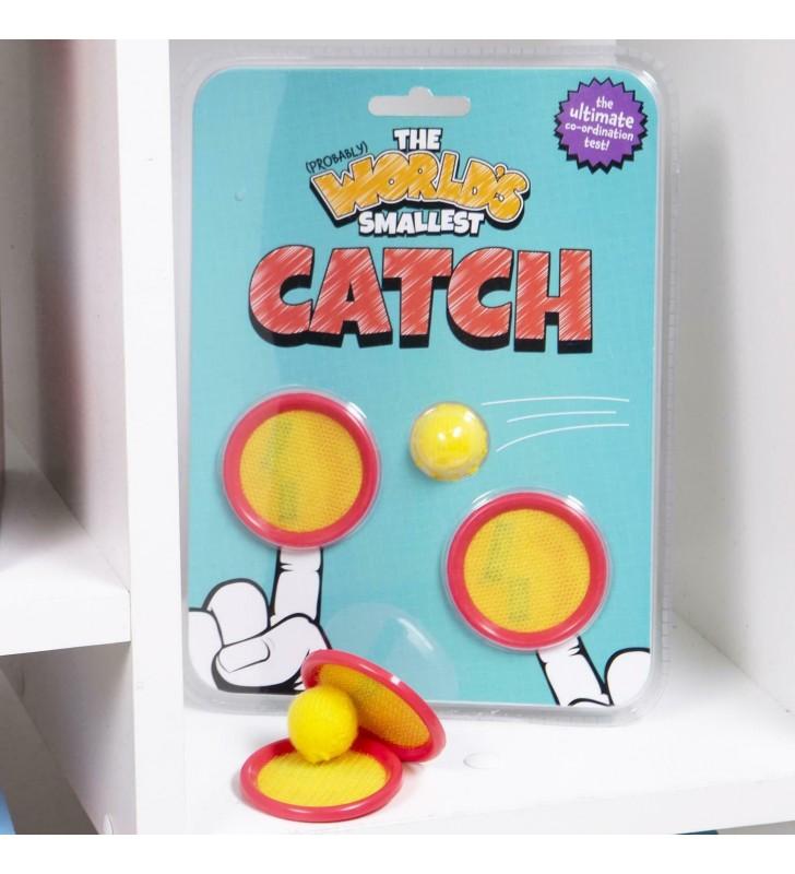Worlds Smallest Catch