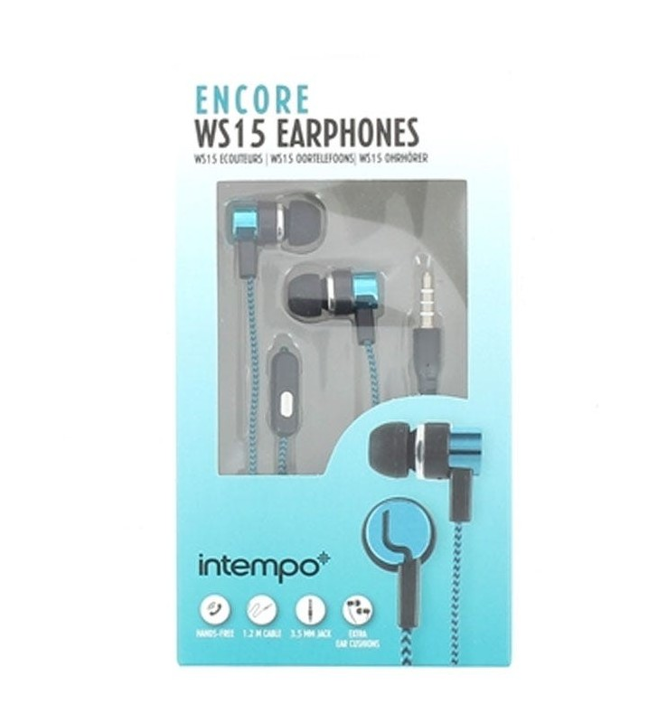 Intempo Encore WS15 Earphones