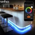 Veho Kasa 3m LED Smart Strip Lighting Kit