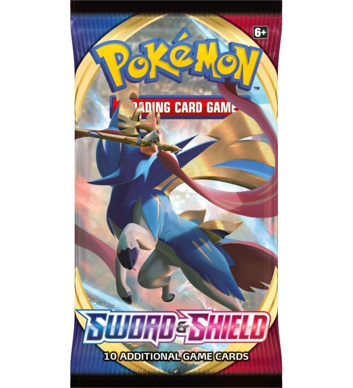 Pokémon: Sun & Moon Cosmic Eclipse Mini Portfolio with Booster pack