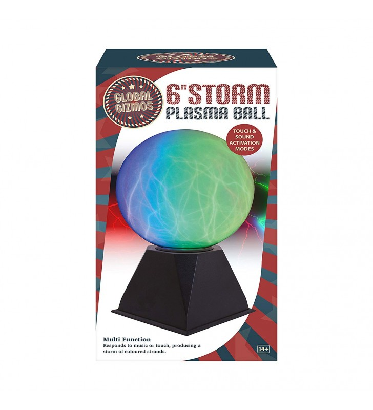 6 Inch Storm Plasma Ball
