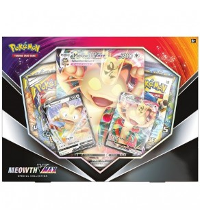 Pokemon TCG: Meowth vnax special collection