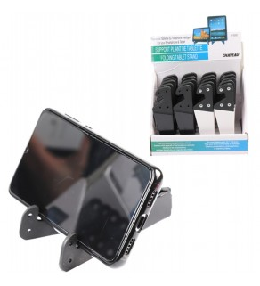 Folding Smartphone and Tablet Stand