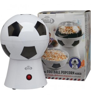 Giles & Posner Football Popcorn Maker
