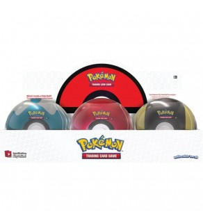 Pokémon TCG: Pokéball Tin Series 4 Assortment