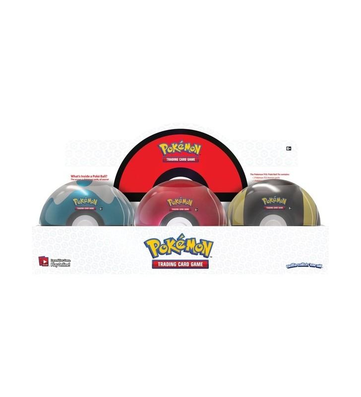 Pokémon TCG: Pokéball Tin Series 4 Assortment