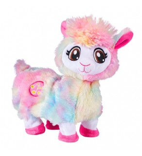 Pets Alive Rainbow Boppi The Llama